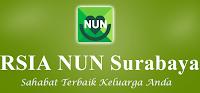 Lowongan Kerja di RSIA NUN Surabaya Terbaru November 2019