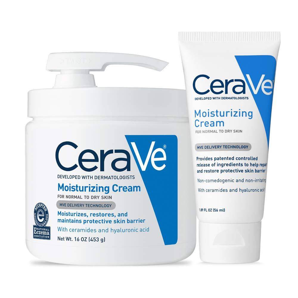 CeraVe rất lắng nghe người dùng và cho ra 2 mẫu dạng hũ có vòi bơm và dạng tuýp hợp vệ sinh hơn