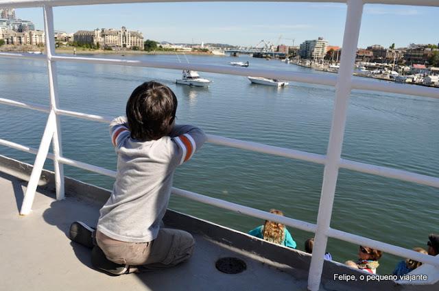 ferry EUA Canada