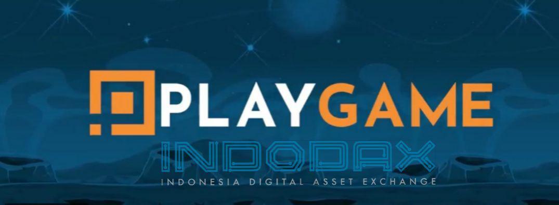 playgame akan segera listing di indodax, play game memenangkan community coin voting VI indodax,