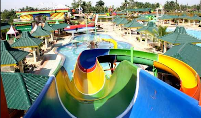 Kolam Renang Di Kota Medan, Waterpark Medan, Waterpark Di Medan