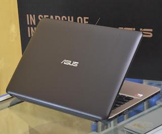 Laptop ASUS X441BA-GA431T Baru di Malang