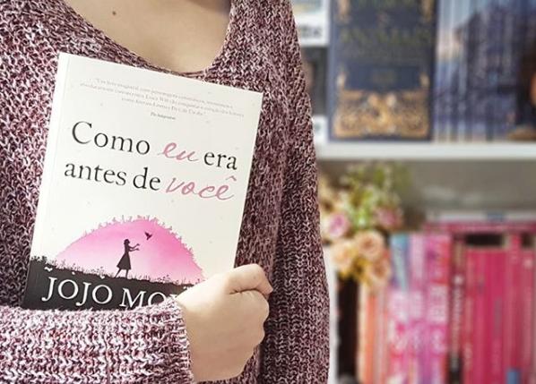 Frases E Trechos De Como Eu Era Antes De Você Blog Luna Literária