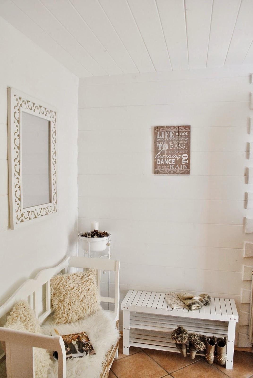 Wohnideen Vorraum flur und vorraum ein ort der begegnung white and vintage