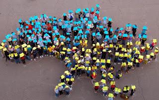 Ukrajna lakossága népesség