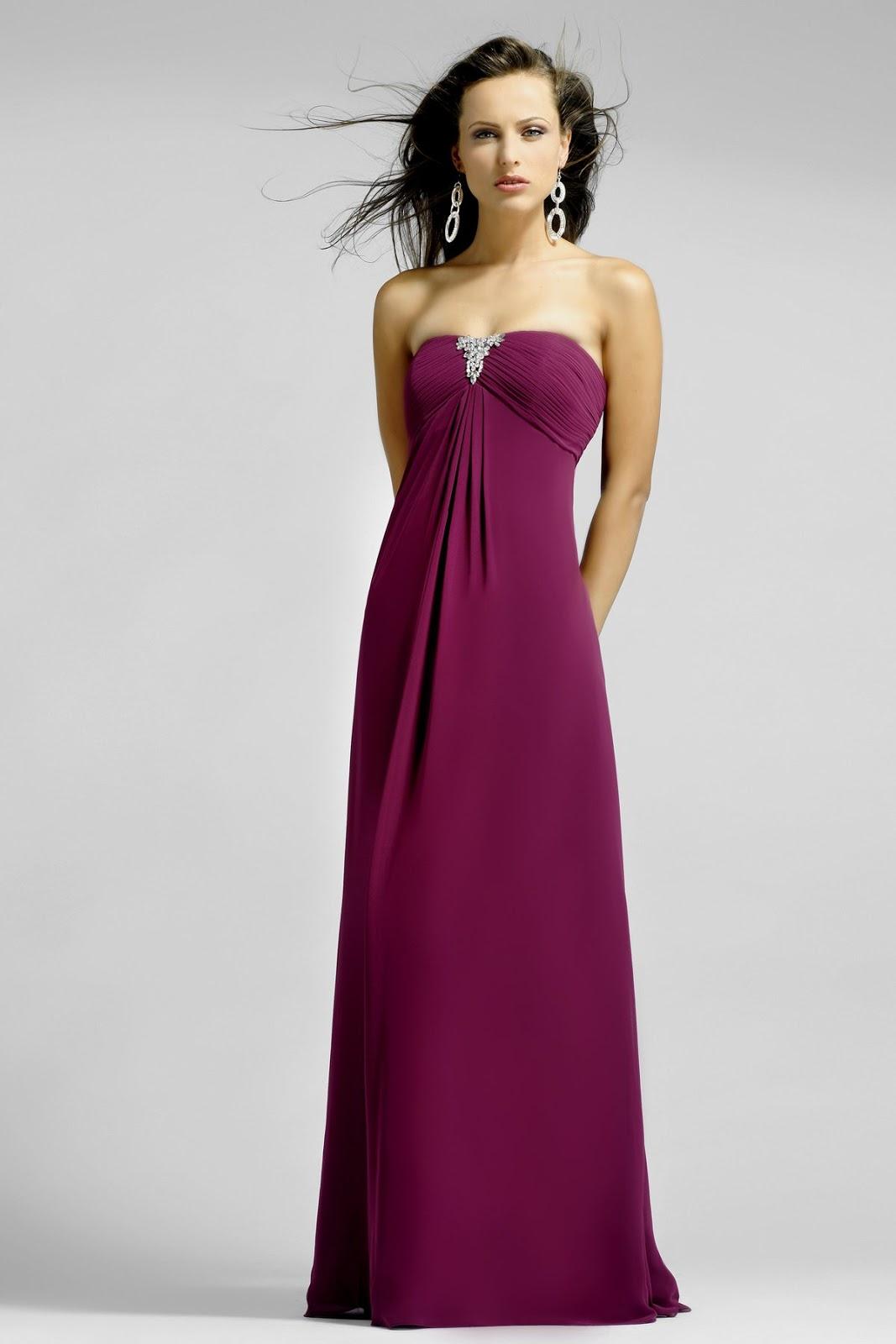 Vestidos de noche, la opción perfecta | Vestidos | Moda 2018 - 2019