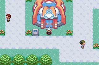 Pokemon Silver Moon para GBA Nuevas Ciudades de Johto