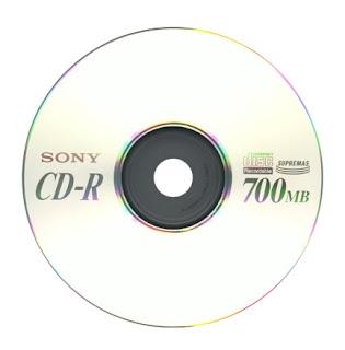 gambar  CD-R