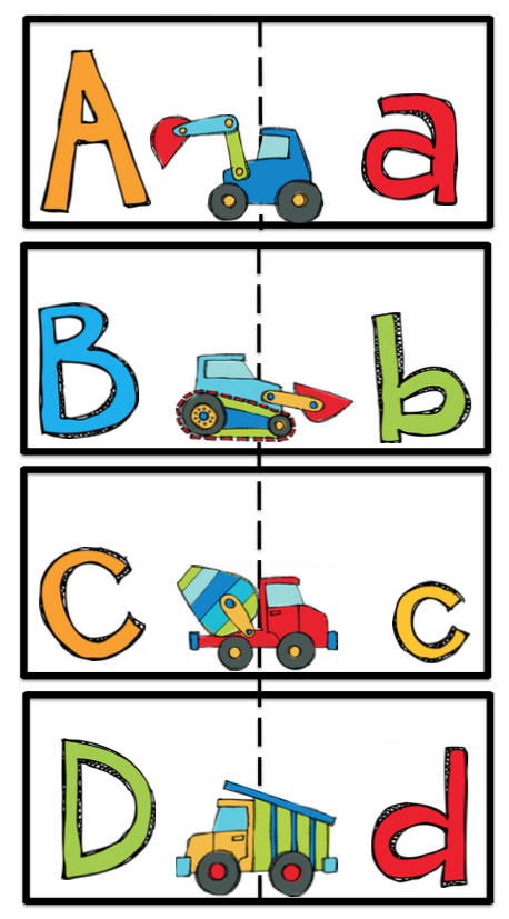 preschool bundle construction vehicles preschool printables. Black Bedroom Furniture Sets. Home Design Ideas