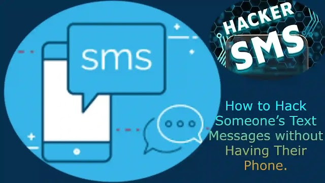 How to read someone else's phone SMS.