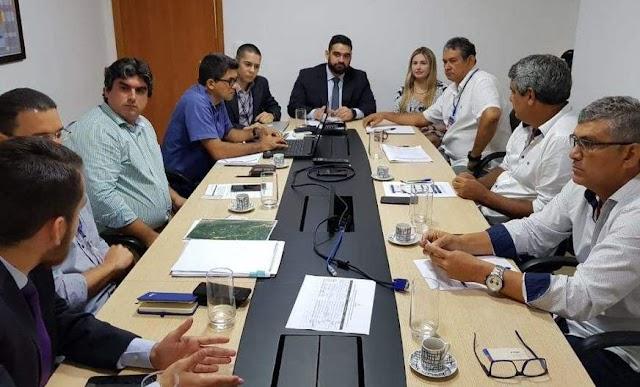 Arsam propõe criação de polo cerâmico com uso de gás natural no Amazonas