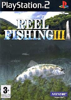 Reel Fishing 3 (PS2) 2003