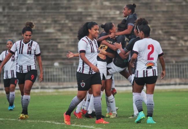 Feminino A2: Ceará vence Botafogo-PB por 2 a 1 na ida das oitavas