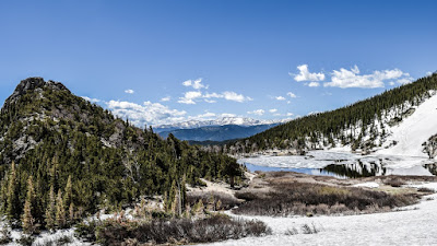 St Mary's glacier, Idaho Springs
