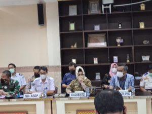 Pemprov Lampung dan TNI/Polri Lakukan Pengetatan Arus Transportasi Pasca Idul Fitri