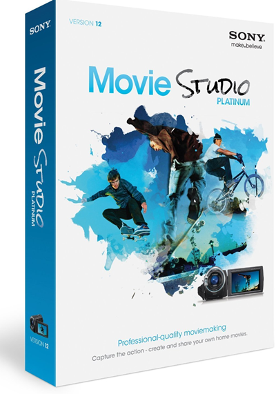Sony Movie Studio Platinum Version 13.0 Español