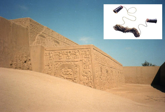 1,200-year-old telephone, amazing invention of the ancient Chimu civilization  Chan-Chan-Peru