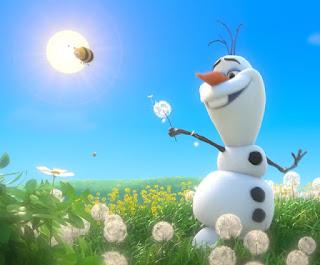 Elsa Anna Frozen holiday.filminspector.com