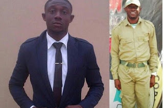 Corps Member Dies, Minutes After Complaining Of Illness