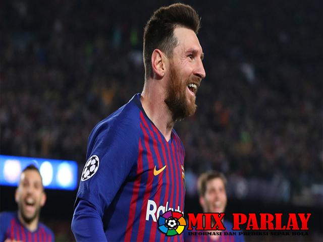 Rivaldo, Harusnya Lionel Messi Yang Layak Mendapatkan Ballon d'Or Tahun Ini