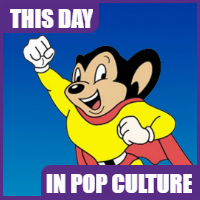"""""""Mighty Mouse Playhouse"""" premiered on CBS on December 10, 1955."""