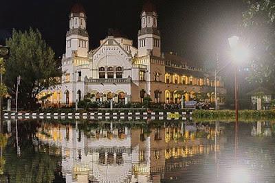 7 Objek Wisata Romantis di Semarang yang Harus Kamu Kunjungi