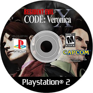 CD Jogo code verônica X ps2 resident evil 2001 Torrent ISO