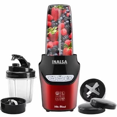 Inalsa Vito Blend-1000W Nutri Blender | Best Nutri Blender in India | Best Nutri Blender Reviews