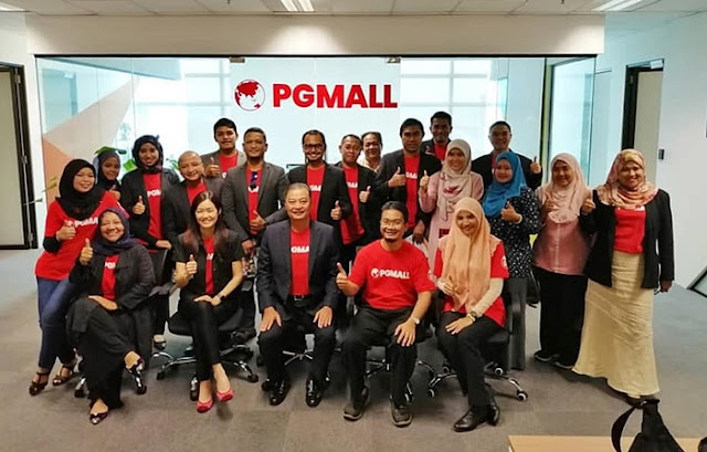 PG Mall Online Marketplace Supports Malaysia Merchants, PG Mall, Online Marketplace, Supports Malaysia Merchants, Dato' Wira Louis Ng Chun Hau, Online Shopping, Business, Consumer Lifestyle, Lifestyle