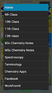 Complete Chemistry Classes and Degree Courses App for School, College and University students