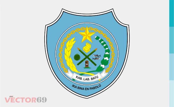 Kabupaten Labuhanbatu Logo - Download Vector File SVG (Scalable Vector Graphics)