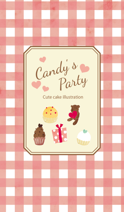 Candy's party