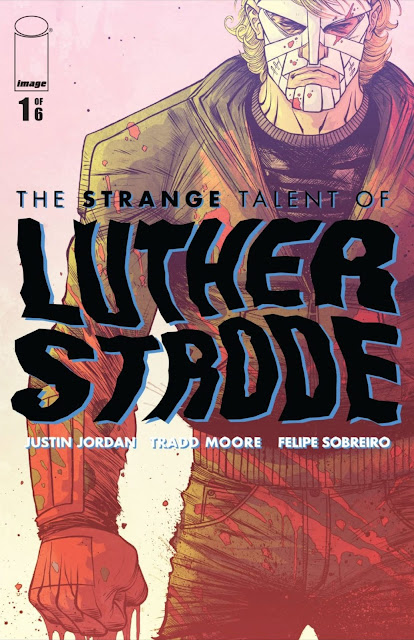 Hit Image Comics Series 'The Strange Talent of Luther Strode' to Screen as Feature Film