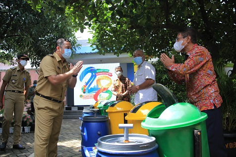 "Kota Tangerang Sediakan Sarana Prasarana ""Kampung Iklim"" Di 75 RW"