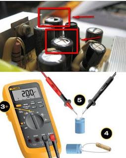 المكثفات capacitors