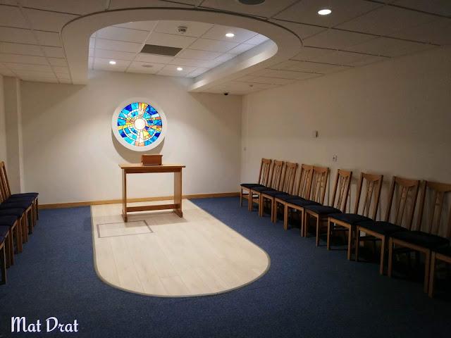 Prayer Room  di Edinburgh Airport