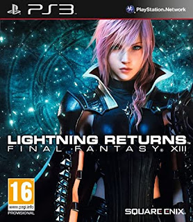Lightning Returns Final Fantasy XIII PS3 Torrent