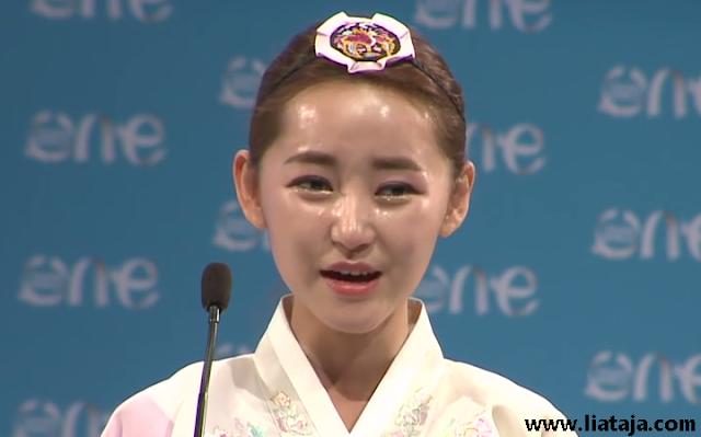 Yeonmi Park wanita cantik korea utara   liataja.com
