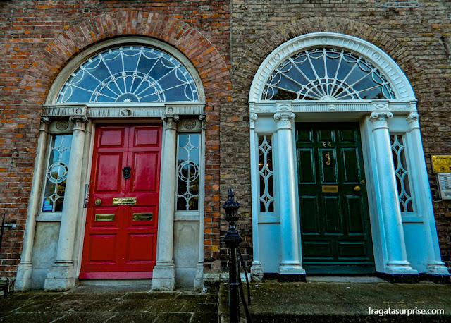 Sociedade dos Antiquários da Irlanda, Merrion Square, Dublin