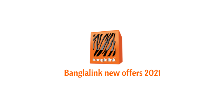Banglalink new offers 2021