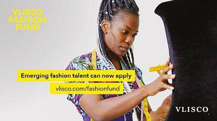 The Vlisco Fashion Fund 2019 for emerging designers and tailors (€5000 prize)