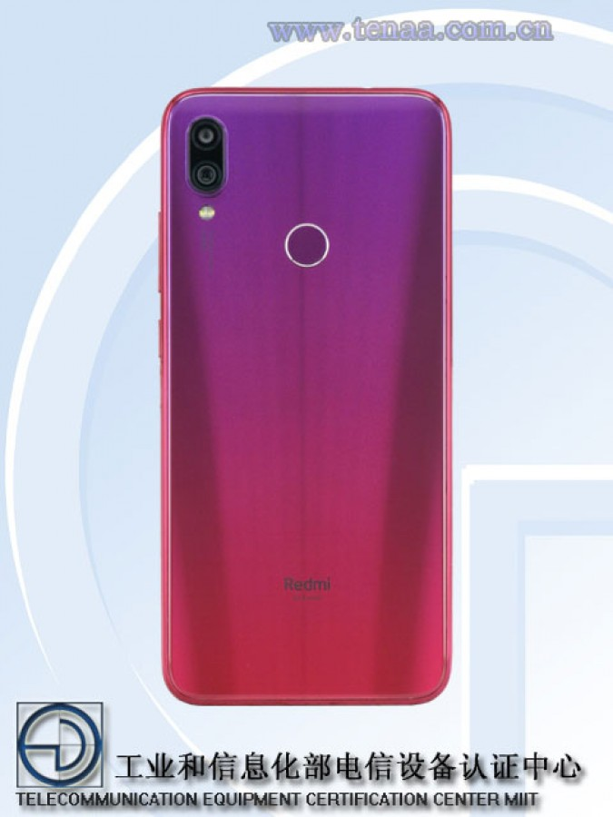 Redmi Note 7 Comes With 48MP Camera