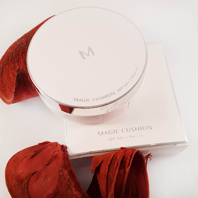Missha Magic Cushion Make-Up Review