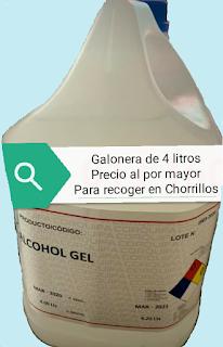 El Alcohol en Gel desinfecta sin necesidad de usar agua ni toallas de mano