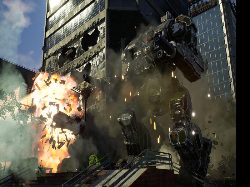 Download MechWarrior 5 Mercenaries Free Full Game For PC