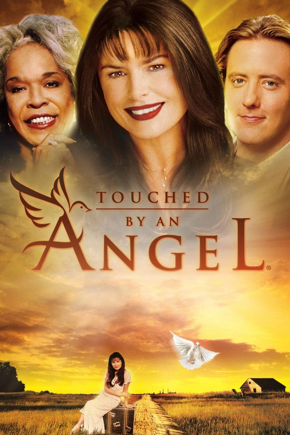 Touched by an Angel Serie Completa Ingles