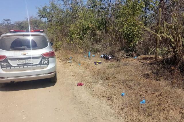 Corpos de homens são encontrados em mata da Paraíba