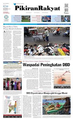5 Wilayah Daerah Endemis DBD di Indramayu