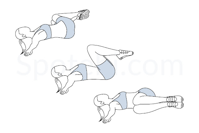 Windshield Wiper Exercise For Your Abs & Obliques