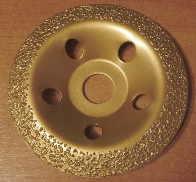 твердосплавный диск для болгарки